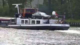 ⛴ 'MIRA VITA' vrachtschip uit Renkum, 02319740, gespot op 14 08 2019