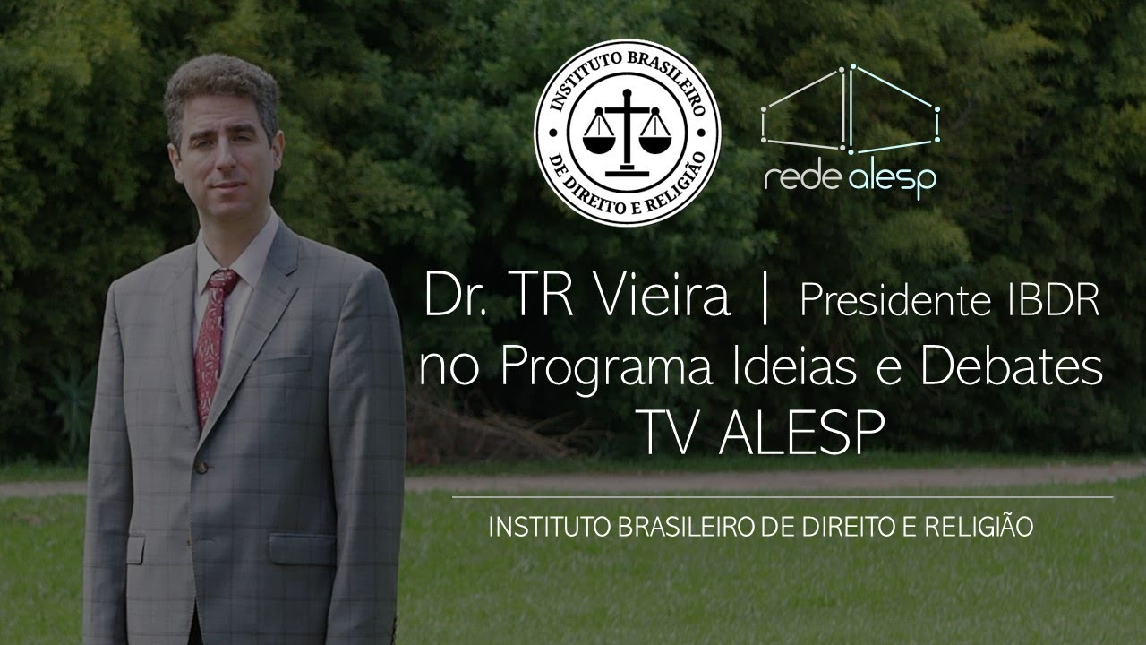 DR. THIAGO NO PROGRAMA IDEIAS E DEBATES   ALESP TV
