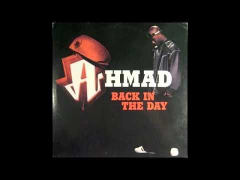 Ahmad-Back in The Day (Instrumental w/ Chorus)
