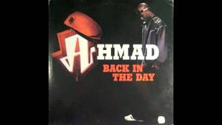 Ahmad-Back in The Day (Instrumental w/ Chorus)