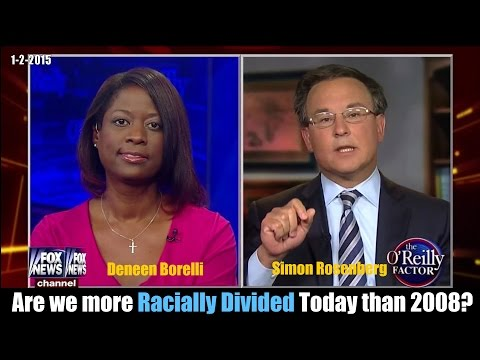 Is America More Racially Divided Today Than 2008?