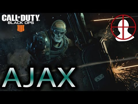 AJAX SPECIALIST! How to use the AJAX effectively (COD BO4 AJAX GAMEPLAY)