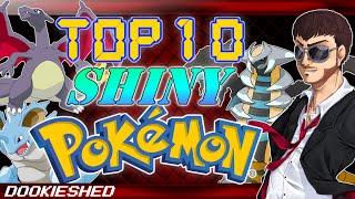 Top 10 Shiny Pokémon!