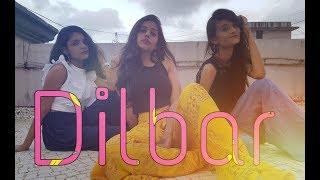 Dilbar | Satyameva Jayate | Bolly  Fusion Dance |Natraj Shiva Choreograph .