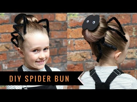 How To: DIY SPIDER BUN By SweetHearts Hair