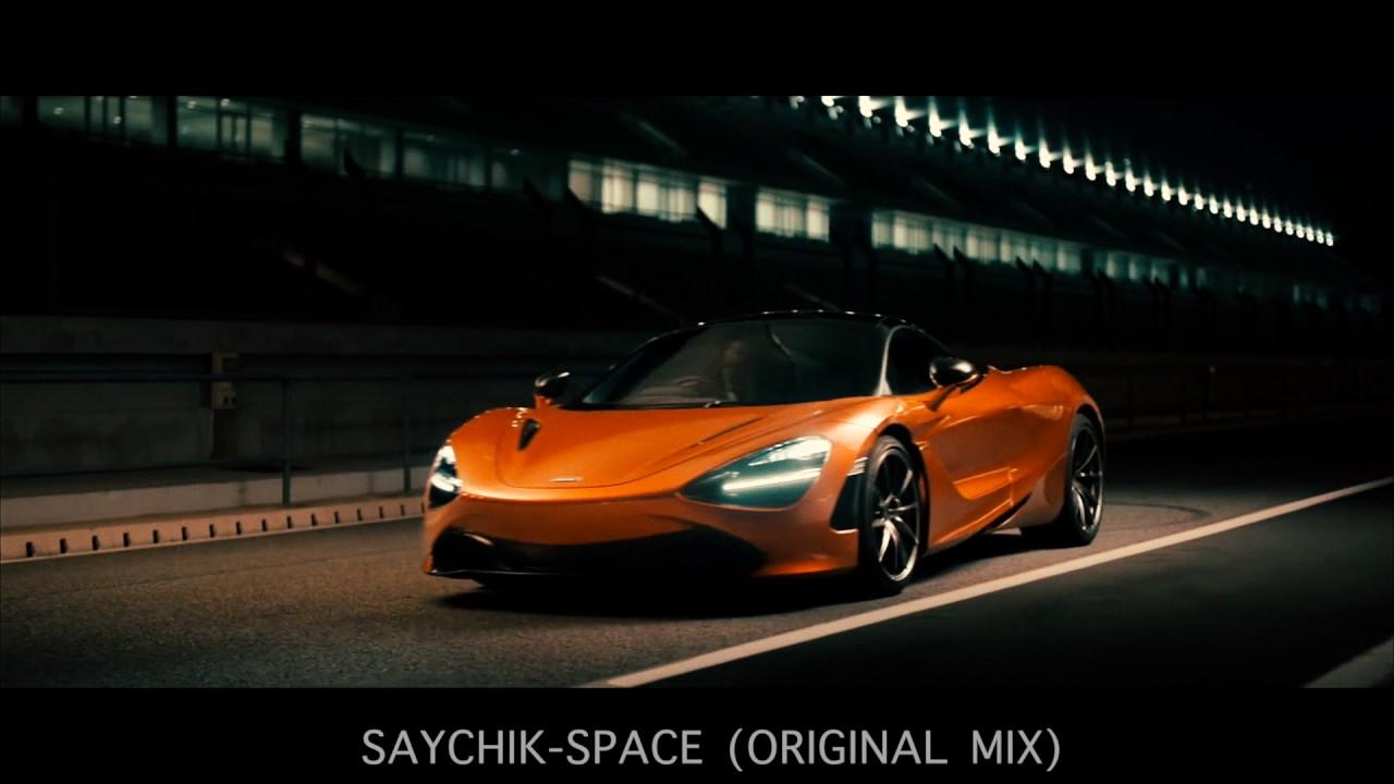 Saychik - Space (Original Mix) - Album