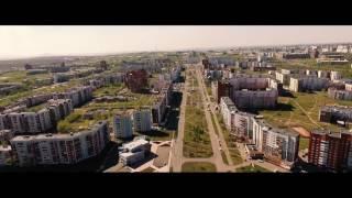 Город Братск 2016