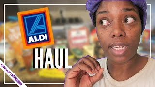 💆🏾SUNDAY SETUP🏠 How I recovered from last week + Aldi Haul