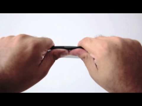 Nokia Lumia 1520 Bend Test