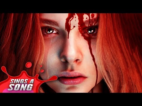 Carrie Sings A Song (Stephen King Horror Parody)