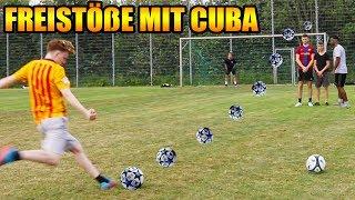 UNSERE BESTEN FREISTÖßE feat. Cubanito   ViscaBarca