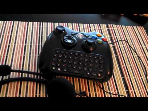 Xbox 360 Chat Pad Review