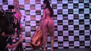 Мис Бразильская попка 2014.10.08 Compiten por mejor trasero de Brasil