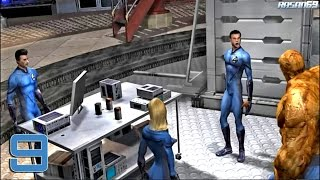 Fantastic Four (PC) 100% walkthrough part 9