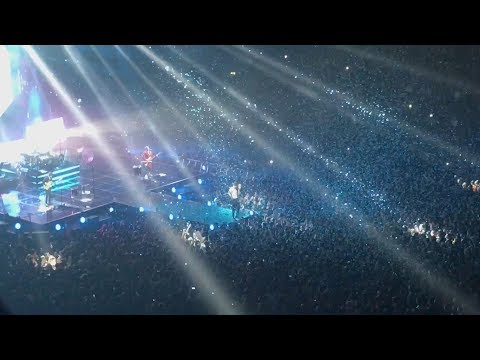 IMAGINE DRAGONS EVOLVE TOUR! | ALMOST FULL CONCERT! (Manchester Arena, 3rd March 2018) (REUPLOAD)
