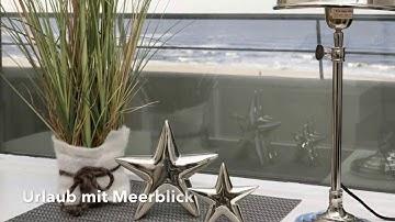 Meerblick Appartement 73 Meeresrauschen  im Haus am Meer in Westerland