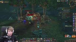 GRA MNIE ZDRADZIŁA, DAJE JEJ 2 SZANSĘ - World of Warcraft: Battle for Azeroth