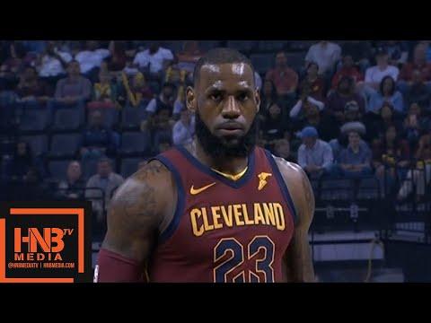 Cleveland Cavaliers vs Memphis Grizzlies 1st Qtr Highlights / Feb 23 / 2017-18 NBA Season