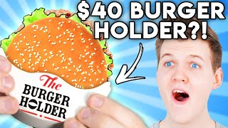 Can You Guess The Price Of These LAZY KITCHEN GADGETS!? (GAME)