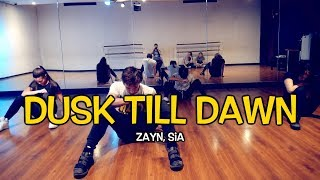 ZAYN - Dusk Till Dawn ft. Sia | Dance Video | Cover | Andrew Heart choreography