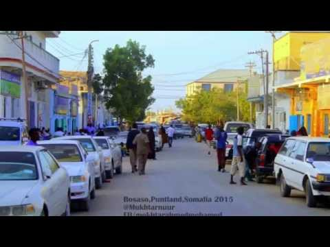 Bosaso Puntland Somalia - YouTube