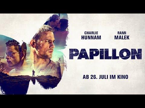 PAPILLON - offizieller Trailer
