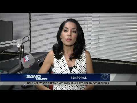 Jornal Band Minas 08/03/2017 - ÍNTEGRA