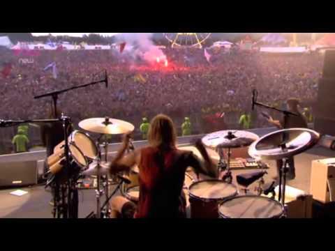 Foo Fighters - My Hero @ T in the Park 2011