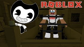 BENDY AND THE INK MACHINE: CHAPTER 1 IN ROBLOX
