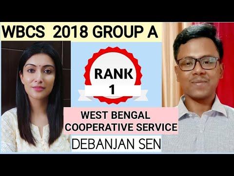 WBCS Interview// Debanjan