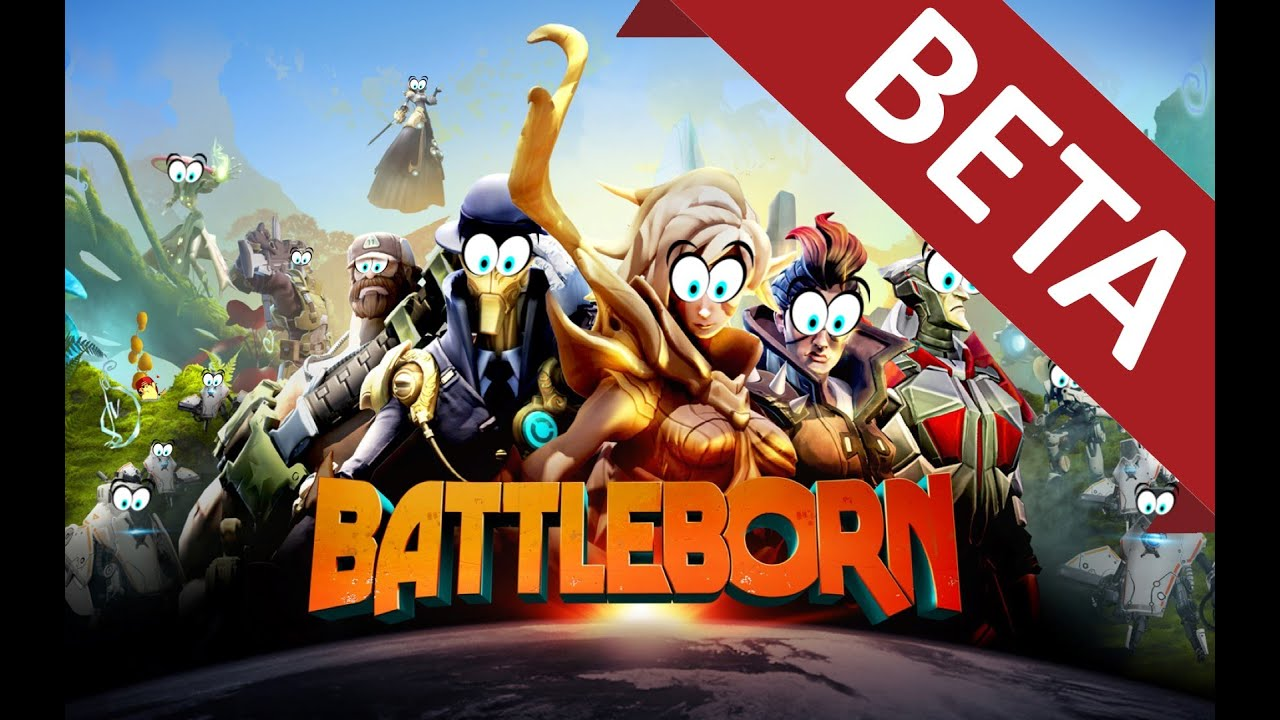 Battleborn PS4 Beta Code Release Date Info FREE Sign UP ...
