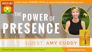★ AMY CUDDY: Why Body Language Matters! & What You're Really Saying | Presence | Power Poses