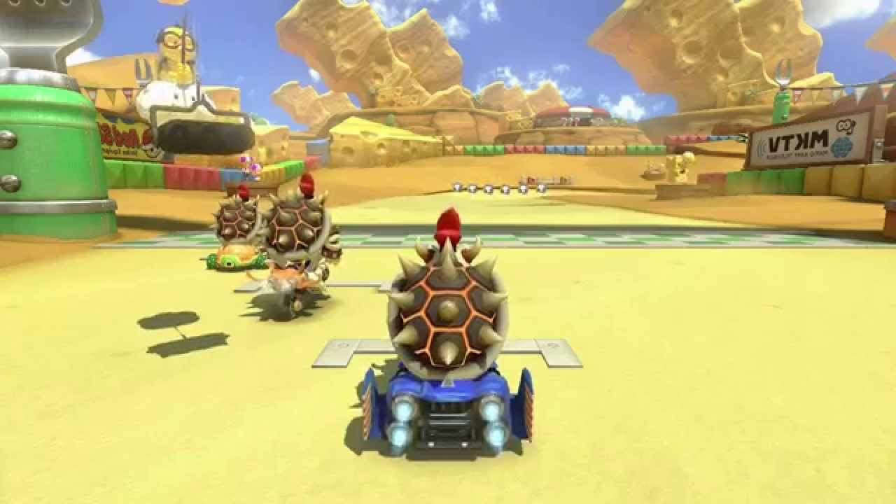 Community Night - Mario Kart 8 - Koopalings Only! [June 27 ...