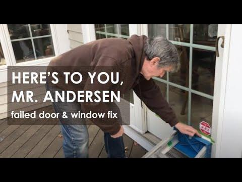 Andersen Patio Door Repair - How To DIY