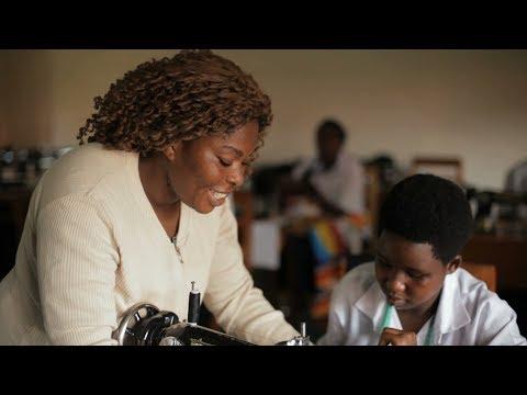 Au Rwanda, les ex-combattants acquièrent de nouvelles compétences et trouvent des emplois