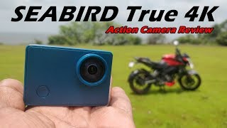 SEABIRD 4K HDR Touch Screen Action Camera Review