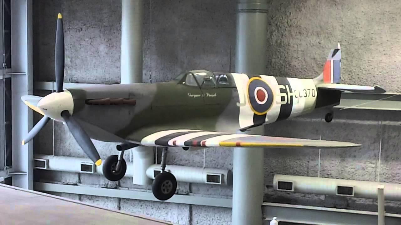 British Supermarine Spitfire Mk Vb Fighter National WW II Museum - World war ii museums in usa