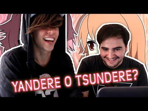 Sono Yandere O Tsundere?