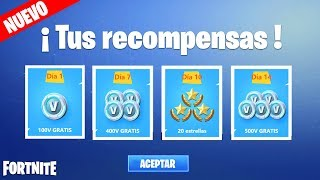 FORTNITE REGALA UP to 1500 PAVOS with these FREE REWARDS (NEW)