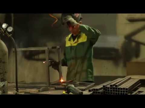 Видеоролик - производство лофт-мебели по индивидуальным заказам