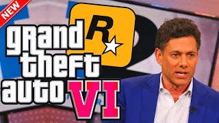 Rockstar Games CEO Says GTA 6 Will Will Be Revealed In 2020! Reveal Trailer Info & More!? (GTA VI)