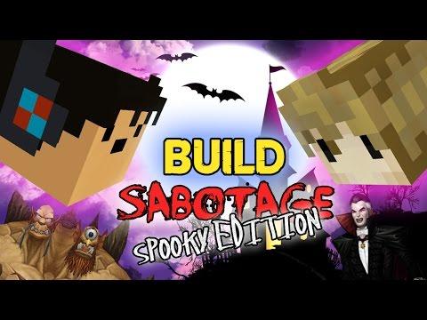Battle of the Spooks! - Build Swap Sabotage