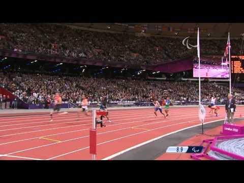 Athletics - Men's 4x100m - T42/T46 Final - London 2012 Paralympic Games