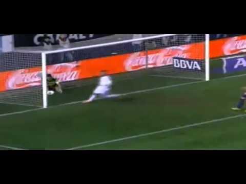 Goal-Cristiano Ronaldo osasuna 0-1 real madrid 15.01.2014