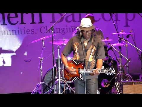 Joe Louis Walker @ King Biscuit Blues Festival 2017, Helena - Arkansas.