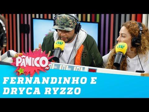 Juntos há 5 anos, Fernandinho Beat Box e Dryca Ryzzo mostram som juntos