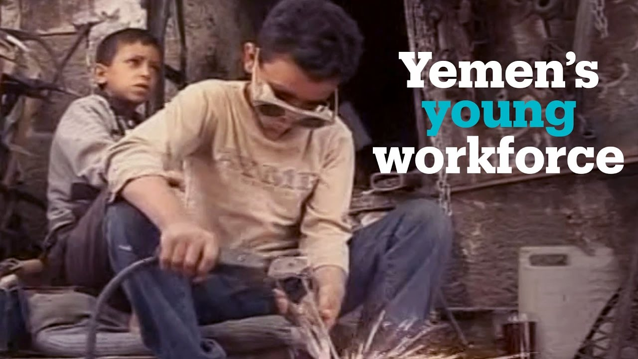Yemen's Child Labour