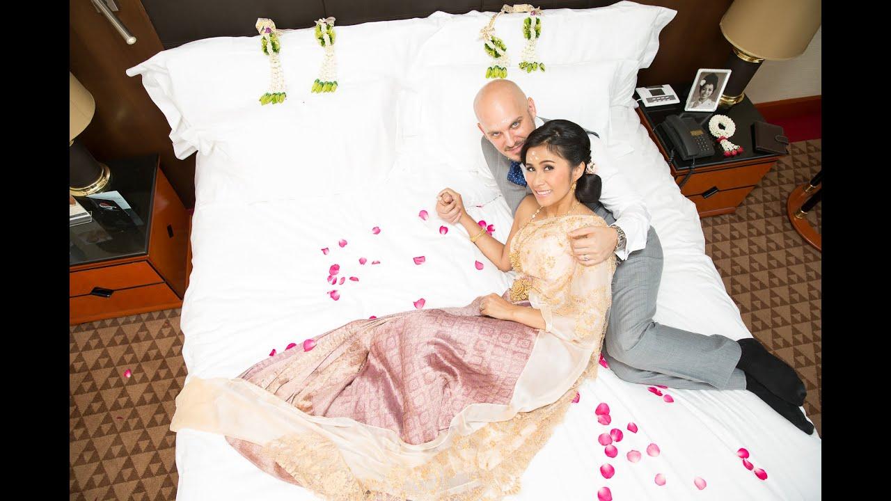 Jaree Amp John Thai Wedding Ceremony Highlight