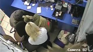 Разбойные нападения на букмекерские конторы