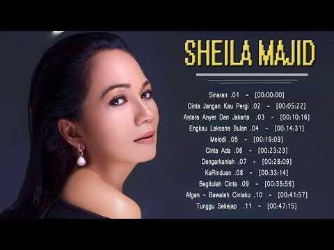 sheila majid Greatest Hits Album Penuh 2018